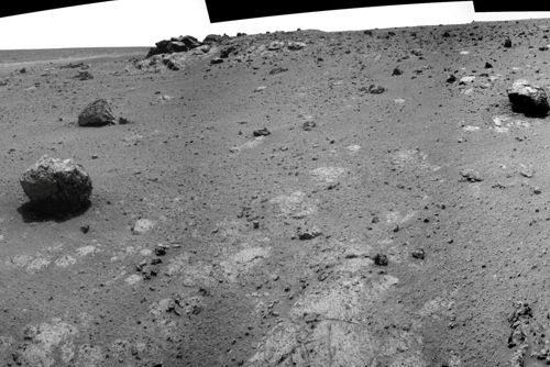 Panoramaausschnit Sol 2710
