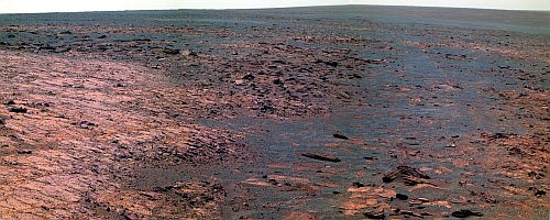 Whim Crek in Farbe an Sol 3037