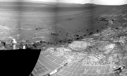 Sol 3182 Whitewater Lake